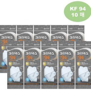 크리넥스 미세먼지마스크 (KF94) 10P